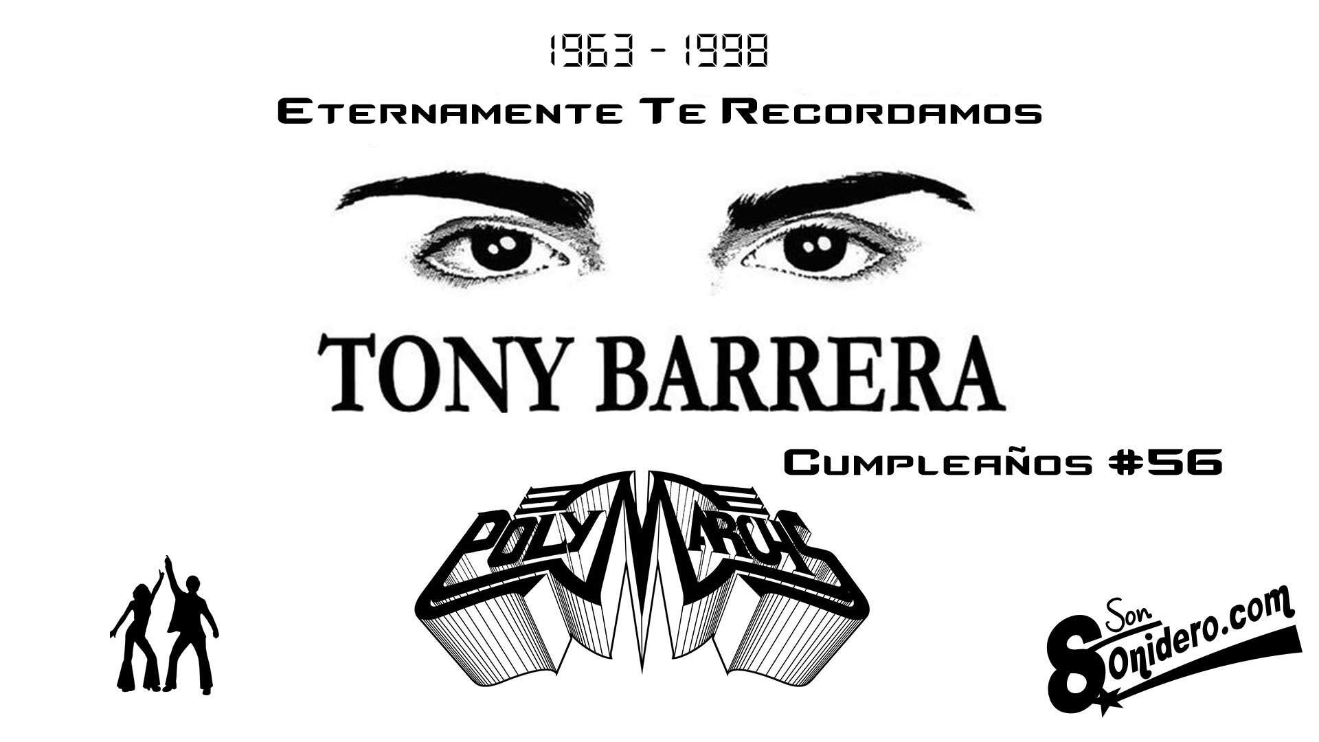Tony Barrera